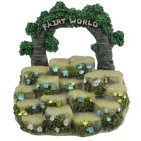 Cute Fairy Garden Tiered Display Stand