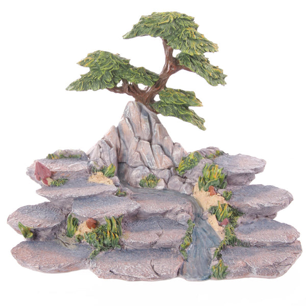 Tiered Fairy Mountain Display Stand