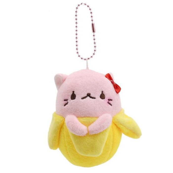 Accessory - Bananya Plush Keychain ばなにゃ
