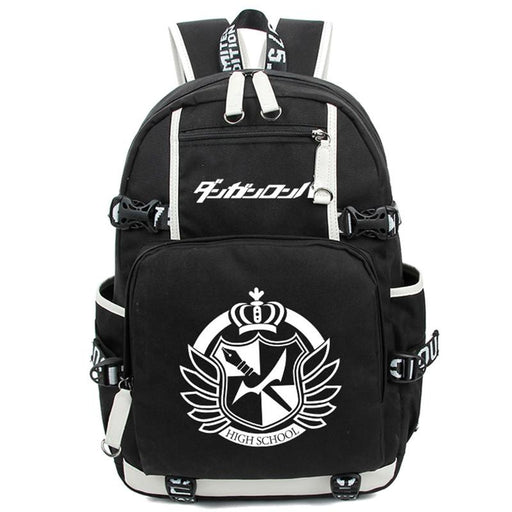 Backpack - Danganronpa Backpack ダンガンロンパ Hope's Peak Academy Emblem