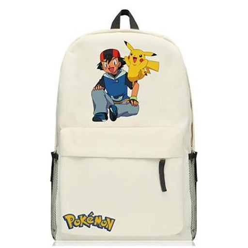 Backpack - Pokémon Backpack ポケモン Ash & Pikachu