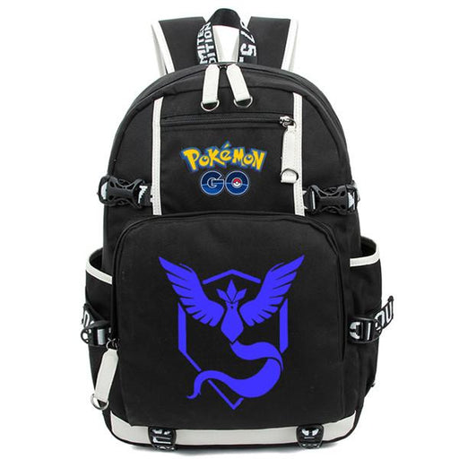 Backpack - Pokémon GO Backpack ポケモン Team Mystic