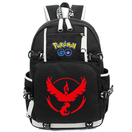 Backpack - Pokémon GO Backpack ポケモン Team Valor