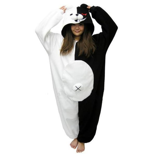 Cosplay - Danganronpa Cosplay ダンガンロンパ Monokuma Onesie Pajama