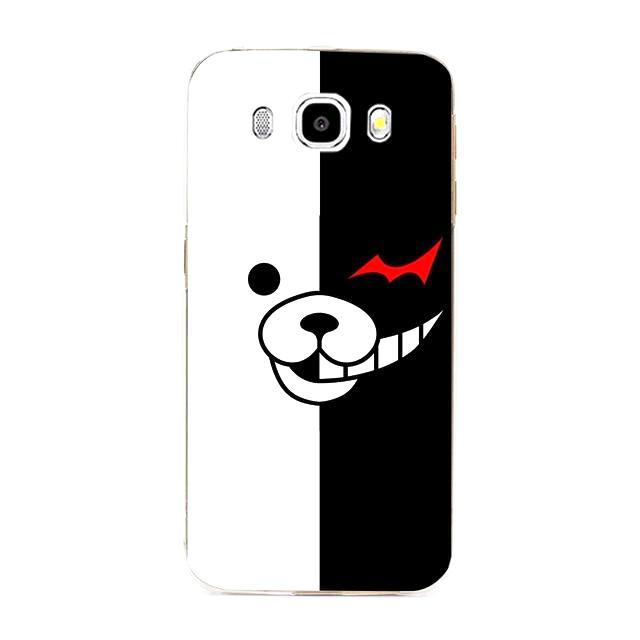 Phone Case - Monokuma Danganronpa Phone Case ダンガンロンパ Samsung Galaxy J Series