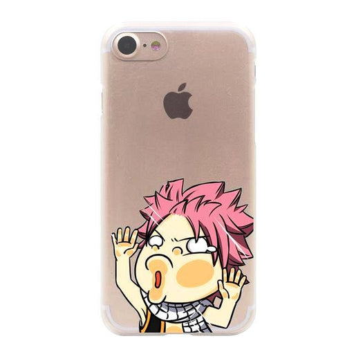 Phone Case - Natsu Fairy Tail IPhone Case フェアリーテイル Apple IPhones