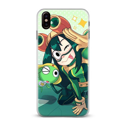 Phone Case - Tsuyu My Hero Academia IPhone Case 僕のヒーローアカデミア Apple IPhones