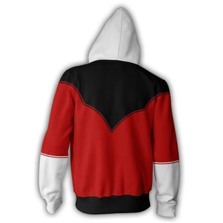 Pullover Hoodie - Dragon Ball Z Hoodie Featuring Jiren ジレン Uniform