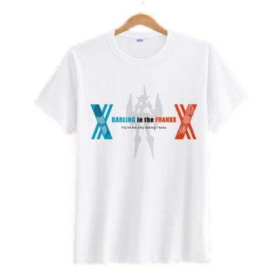 T-Shirt - Darling In The Franxx Shirt ダリフラ Stelizia Silhouette