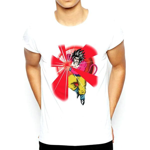 T-Shirt - Dragon Ball Z Shirt ドラゴンボールゼット Super Saiyan 4 Goku