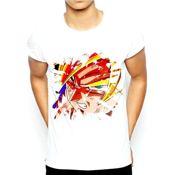 T-Shirt - Dragon Ball Z Shirt ドラゴンボールゼット Super Saiyan Goku Pop Art