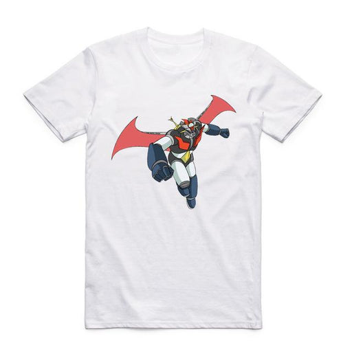 T-Shirt - Mazinger Z Shirt マジンガーZ Flying Mazinger