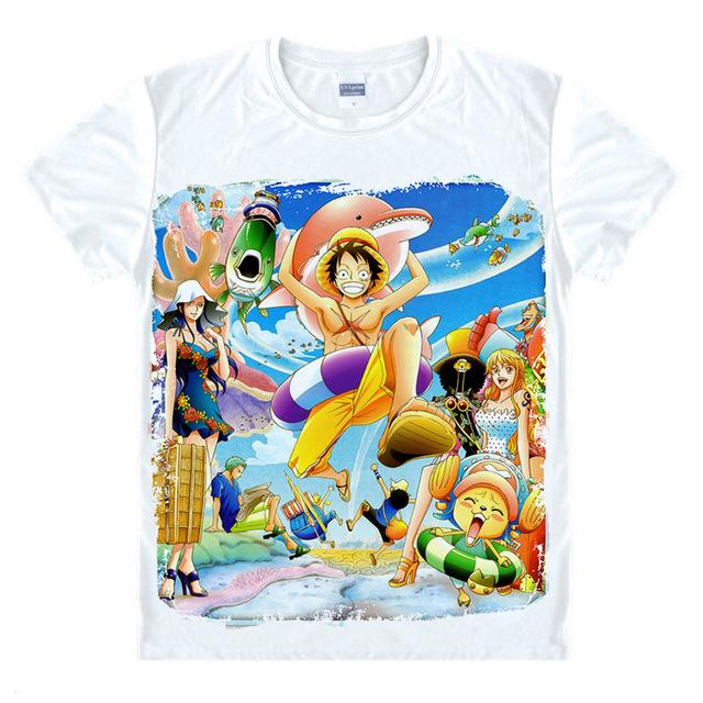T-Shirt - One Piece Shirt ワンピース Pool Party