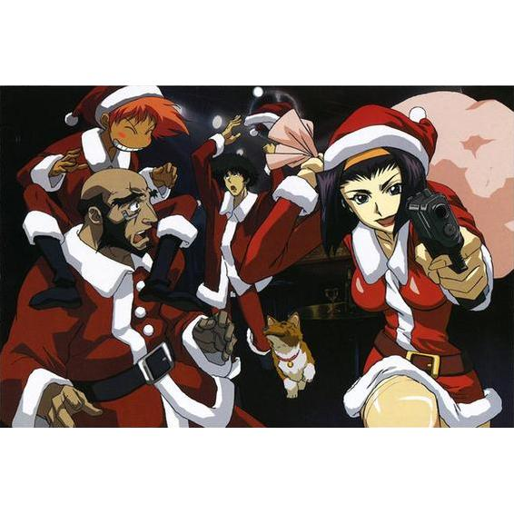 Wall Art - Cowboy Bebop Poster Canvas カウボーイビバップ Christmas