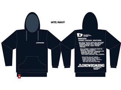SBC18 Line Up Hoody