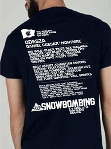 SBC18 Line Up T-shirt