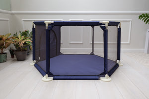 Hexagon playpen