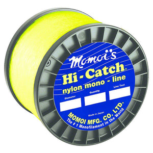 Momoi Hi-Catch Monofilament - 1lb. Spool - Assorted Colors