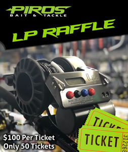 LP S-1200 Electric Reel Raffle