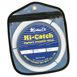 Momoi Hi-Catch Monofilament Leader Coil - 100 yards - Assorted Colors