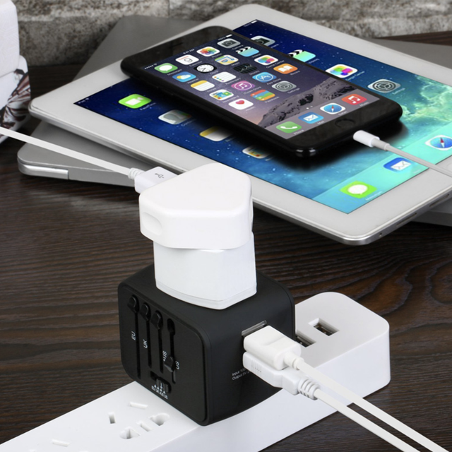 World's Most Reliable Travel Adapter