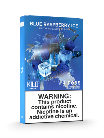 Blue Raspberry ICE