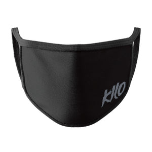 Kilo Face Mask - Grey