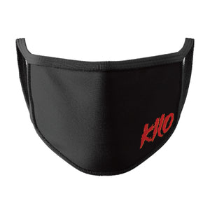 Kilo Face Mask - Red
