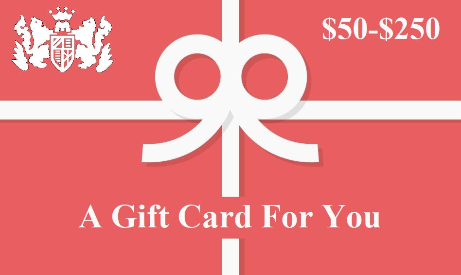 E-Gift Card - Mitchell Leather