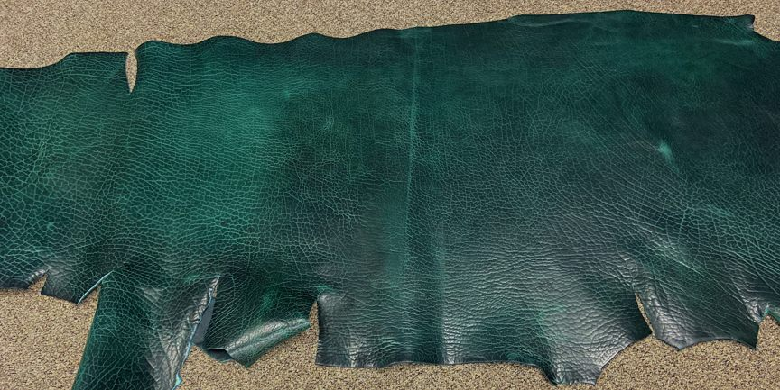 MCW - Ltd. Edition Emerald Big Grain Bison - Mitchell Leather