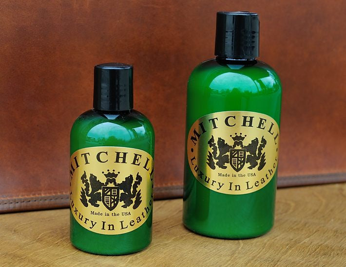 Leather Cream Conditioner - Mitchell Leather