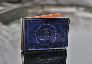 MCW - Ltd. Edition Cobalt Blue Horween Dublin - Mitchell Leather