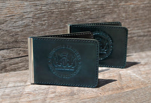 MCW - Deep Sea Green DOUBLE Shell Cordovan - Mitchell Leather