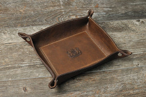 VT-Premium Horween Vintage Football Leather - Mitchell Leather
