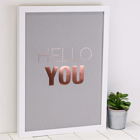 Hello You Artwork
