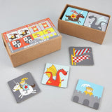 Knights & Dragons Memory Game