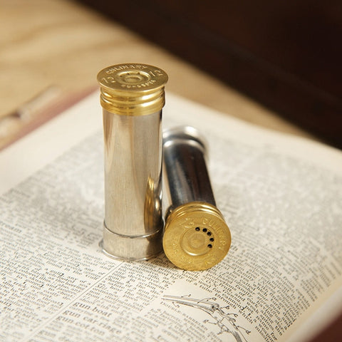 Cartridge Salt & Pepper Set