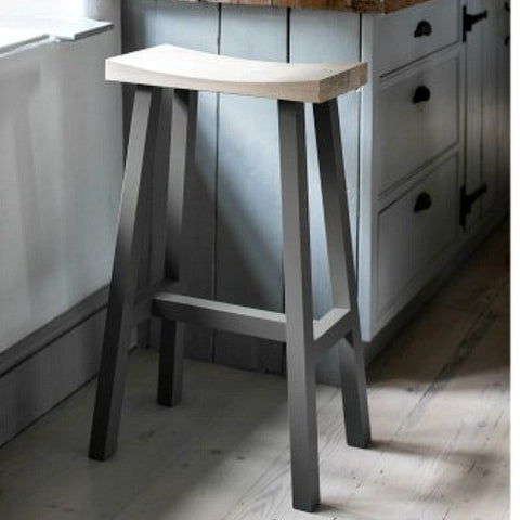 Tall Farmhouse Stool