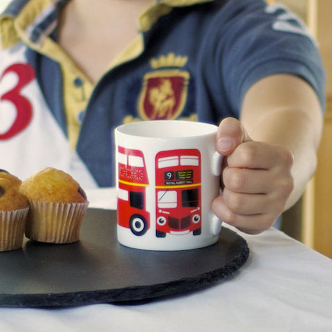 Big Red Bus Mug