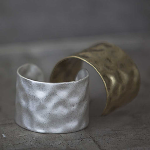Textured Antique Cuff