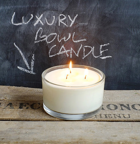 Luxury Triple Wick Candle
