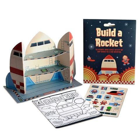Build A Rocket Kit