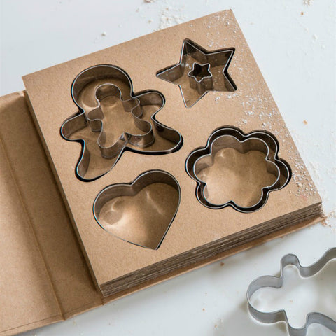 Set of Cookie Cutters