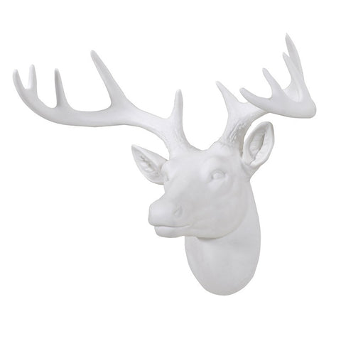 Stags Head Wall Decoration