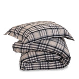 Cosy Tartan Brushed Cotton Bed Linen