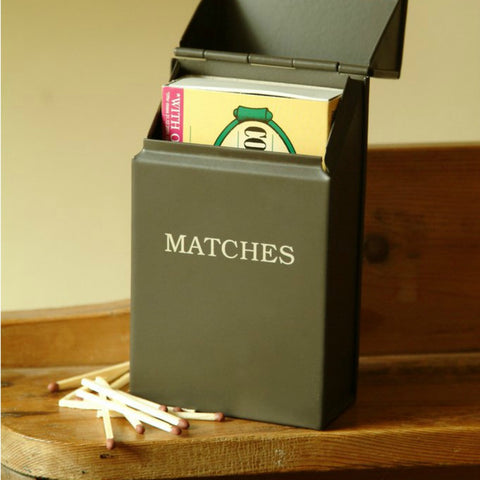 Matches Box