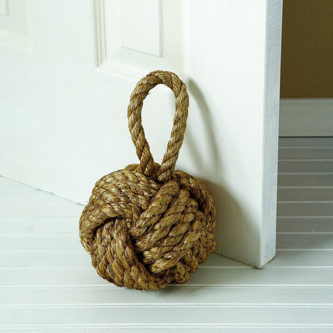Beachcomber Rope Doorstop