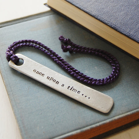 Once Upon A Time Bookmark