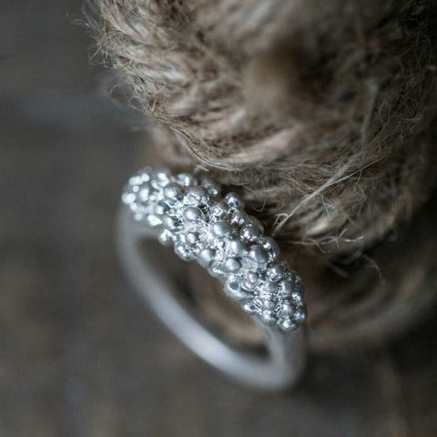 Raised Dot Ring
