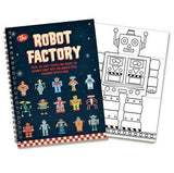 Robot Factory Book